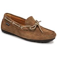 Zapatos Hombre Mocasín Pellet Nere Topotea