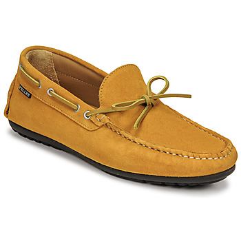 Zapatos Hombre Mocasín Pellet Nere Amarillo