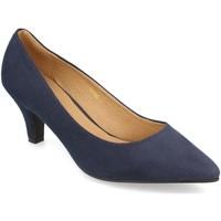 Zapatos Mujer Zapatos de tacón Benini A8146 Azul