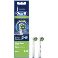Belleza Tratamiento facial Oral-B Cross Action Cabezales  2 uds