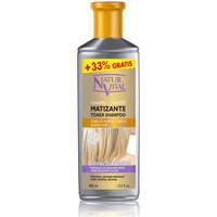 Belleza Champú Naturaleza Y Vida Champú Matizante Silver Blonde  400 ml