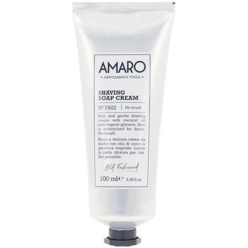 Belleza Hombre Cuidado de la barba Farmavita Amaro Shaving Soap Cream Nº1922 For Brush