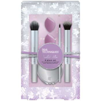 Belleza Mujer Pinceles Real Techniques Poppin Perfection Lote 6 Pz 6 u