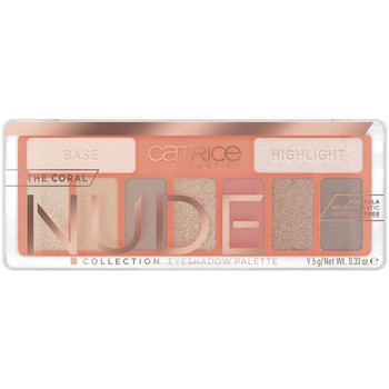 Belleza Mujer Sombra de ojos & bases Catrice The Coral Nude Collection Eyeshadow Palette 010 1 u
