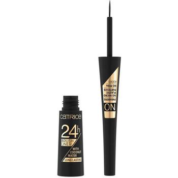 Belleza Mujer Eyeliner Catrice 24h Brush Liner 010 3 ml