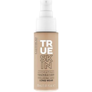 Belleza Mujer Base de maquillaje Catrice True Skin Hydrating Foundation 046-neutral Toffee 30 ml