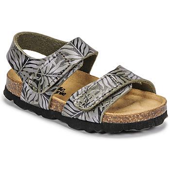 Zapatos Niños Sandalias Citrouille et Compagnie BELLI JOE Estampado / Hoja