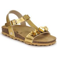 Zapatos Niña Sandalias Citrouille et Compagnie KAPIBA Oro