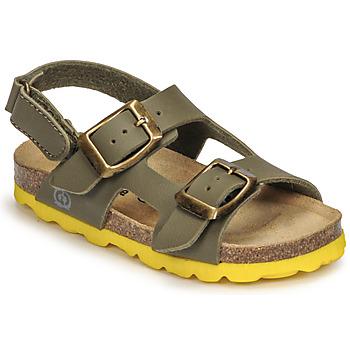 Zapatos Niño Sandalias Citrouille et Compagnie KELATU Kaki
