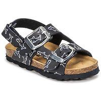 Zapatos Niño Sandalias Citrouille et Compagnie KELATU Marino / Estampado