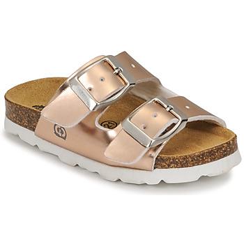 Zapatos Niña Zuecos (Mules) Citrouille et Compagnie MISTINGUETTE Bronce