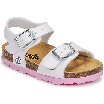 Zapatos Niña Sandalias Citrouille et Compagnie RELUNE Blanco