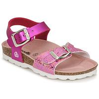 Zapatos Niña Sandalias Citrouille et Compagnie RELUNE Rosa