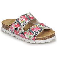 Zapatos Niña Zuecos (Mules) Citrouille et Compagnie MISTINGUETTE Multicolor