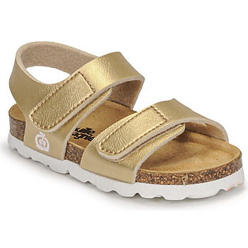 Zapatos Niña Sandalias Citrouille et Compagnie BELLI JOE Oro