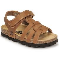 Zapatos Niño Sandalias Citrouille et Compagnie JANISOL Marrón