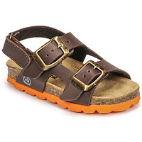 Zapatos Niño Sandalias Citrouille et Compagnie KELATU Marrón
