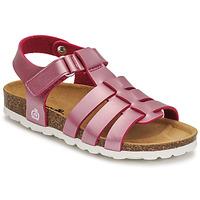 Zapatos Niña Sandalias Citrouille et Compagnie MALIA Rosa