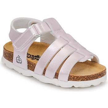 Zapatos Niña Sandalias Citrouille et Compagnie MALIA Champaña