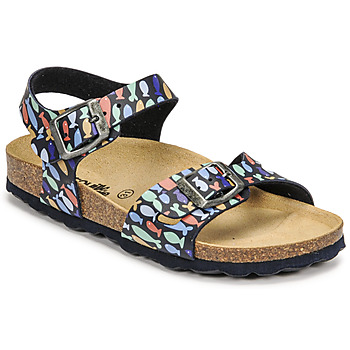 Zapatos Niño Sandalias Citrouille et Compagnie RELUNE Multicolor