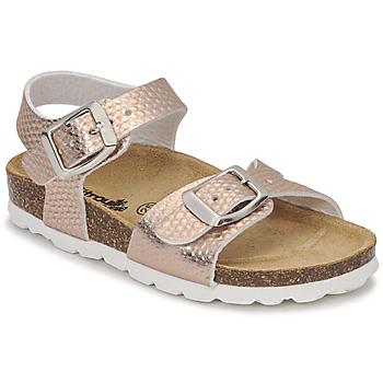 Zapatos Niña Sandalias Citrouille et Compagnie RELUNE Bronce