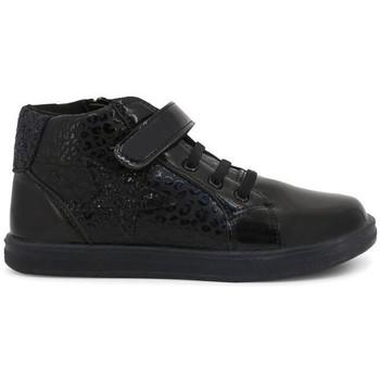 Zapatos Niños Zapatillas altas Shone - 183-171 Negro