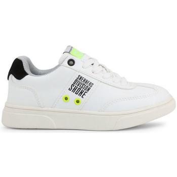 Zapatos Niños Zapatillas bajas Shone - s8015-002 Blanco