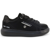 Zapatos Niños Zapatillas bajas Shone - s8015-003 Negro