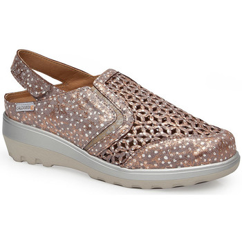 Zapatos Mujer Sandalias Calzamedi 0728 BRONCE