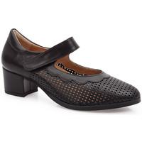 Zapatos Mujer Zapatos de tacón Calzamedi S DE  0743 NEGRO