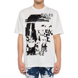 textil Hombre Camisetas manga corta Dsquared T-Shirts S74GD0530 - Hombres blanco