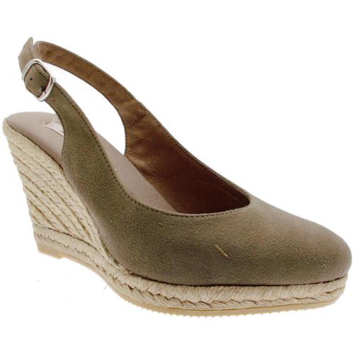 Zapatos Mujer Sandalias Toni Pons TOPBEIRUTt tortora