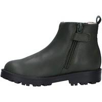 Zapatos Niña Botas de caña baja Kickers 830030 GROOKY Verde