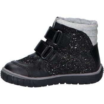 Zapatos Niños Botas de nieve Kickers 585573 SITROUILLE WPF Negro