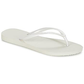 Zapatos Mujer Chanclas Havaianas SLIM Blanco