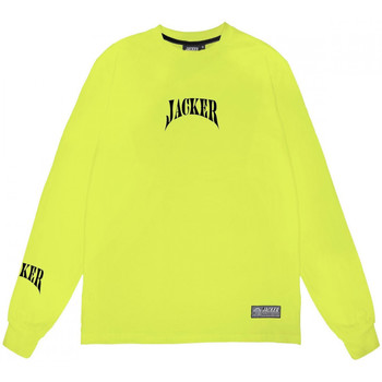 textil Hombre Camisetas manga larga Jacker Corpo Verde