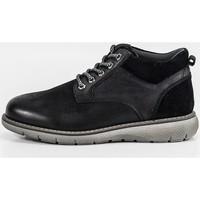 Zapatos Hombre Botas de caña baja Oxyd MH-493H03 Noir