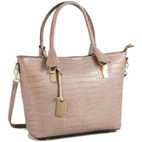 Bolsos Mujer Bolso shopping Christian Laurier NICO rouge