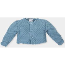 textil Niños Chaquetas de punto Tutto Piccolo Chaqueta m/larga Azul