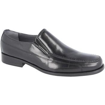 Zapatos Hombre Mocasín Luisetti 19300GOMA NEGRO