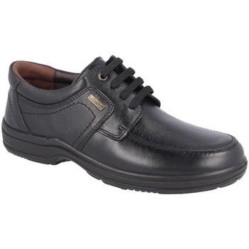 Zapatos Hombre Derbie Luisetti 20403ST NEGRO