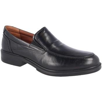 Zapatos Hombre Mocasín Luisetti 28700ST NEGRO
