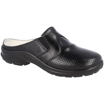 Zapatos sector sanitario  Luisetti 0035MENORCA NEGRO