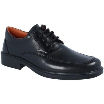 Zapatos Hombre Derbie Luisetti 0103 NEGRO