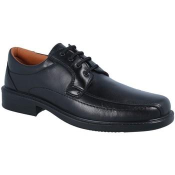 Zapatos Hombre Derbie Luisetti 0105 NEGRO