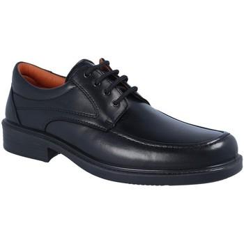 Zapatos Hombre Derbie Luisetti 0107 NEGRO