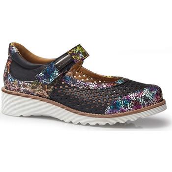 Zapatos Mujer Bailarinas-manoletinas Calzamedi LETINAS  0690 FANTASIA