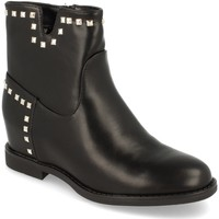 Zapatos Mujer Botines Woman Key 8998-8 Negro