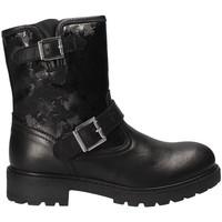 Zapatos Niños Botas de caña baja NeroGiardini A830780F Negro