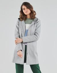 textil Mujer Abrigos Only ONLSIRI Gris
